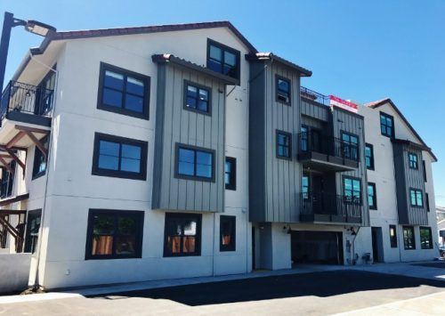 Darwin Apartments – Santa Cruz, California – 15 Units