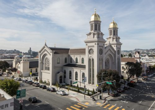 1401 Howard Street – St. Joseph's Church – San Francisco, California