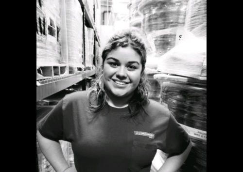 Starla RamirezWarehouse Associate